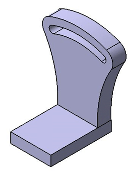 Creating a 3D part in CATIA