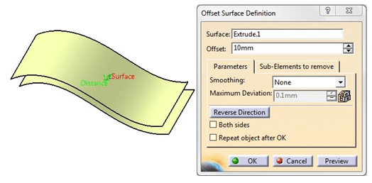 Surface Modeling in CATIA | 12CAD com