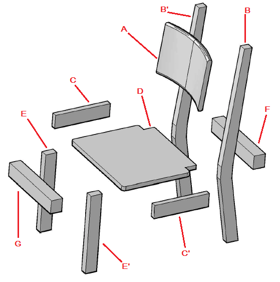 Furniture Design In AutoCAD