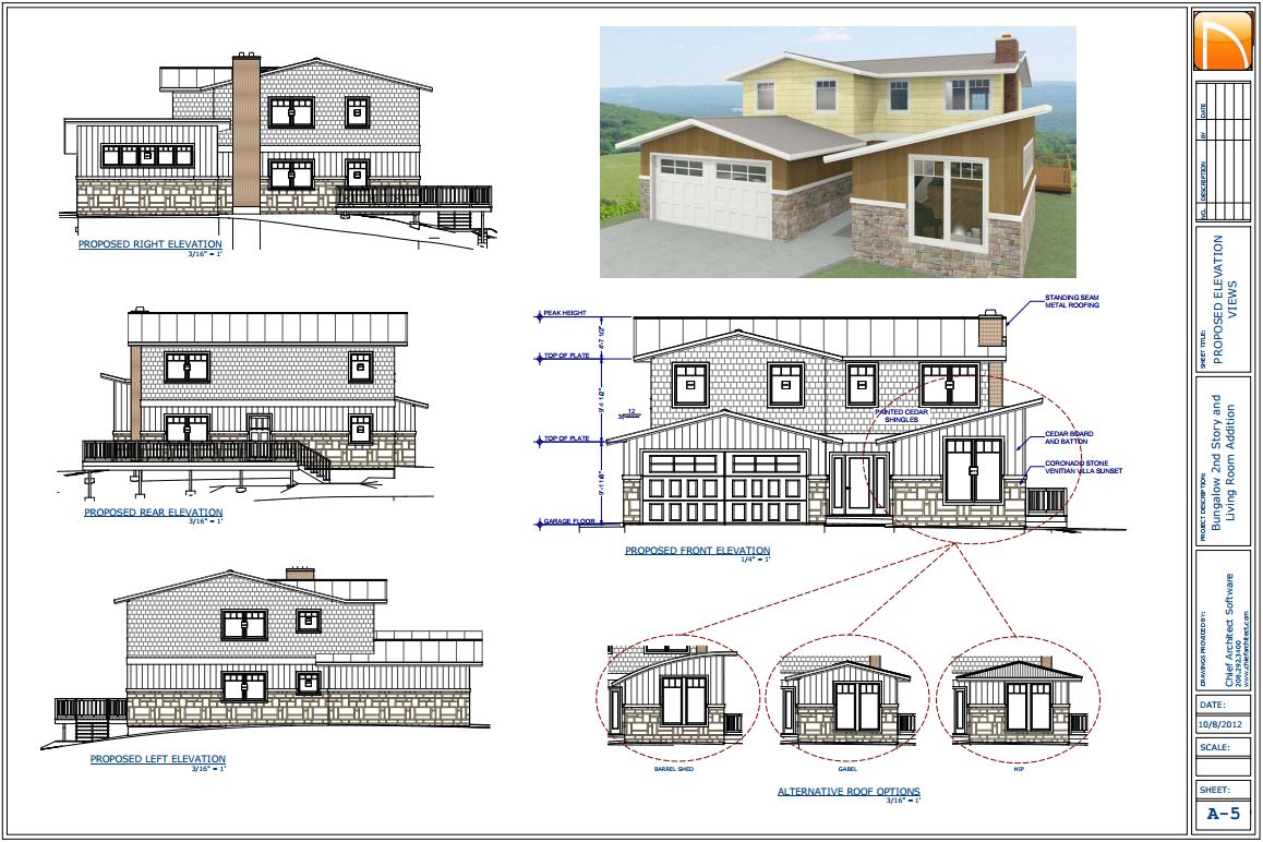 Home design software Home modeling software