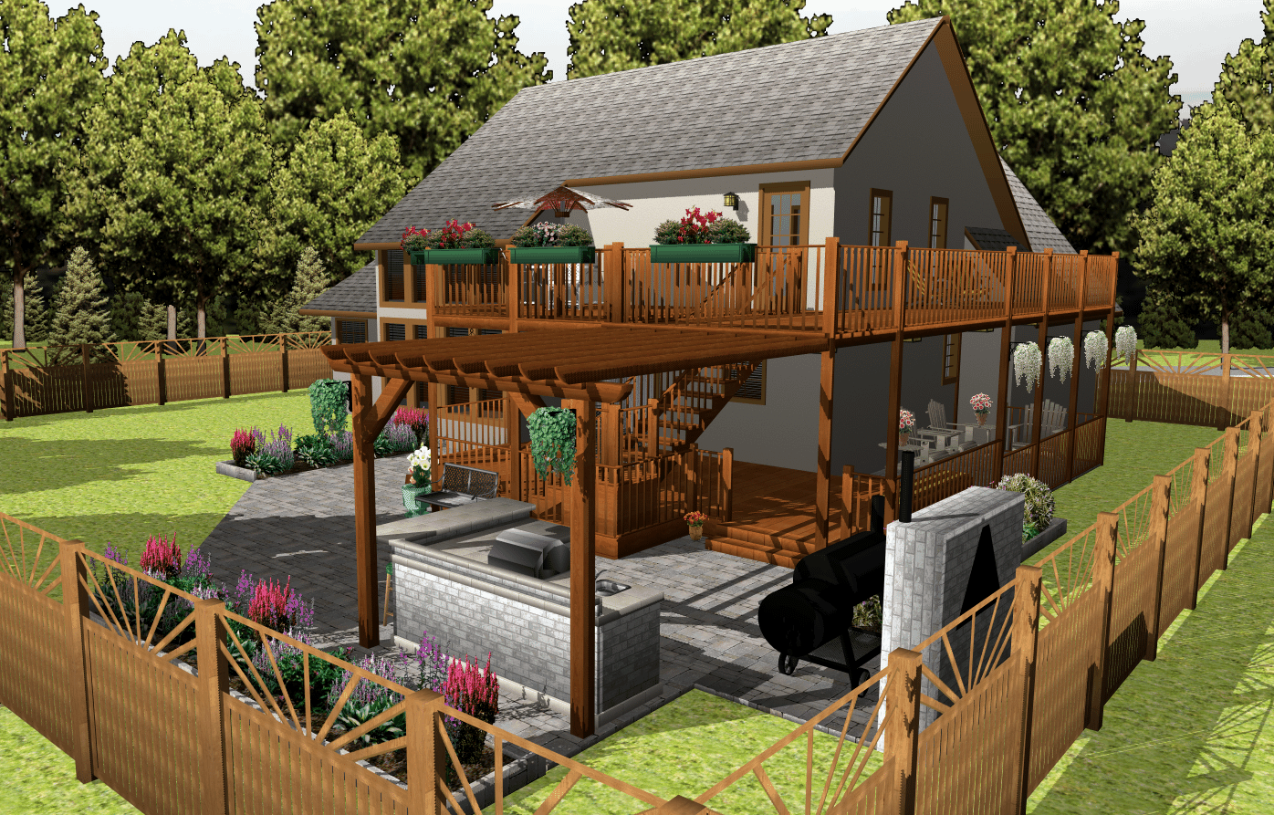 Home design software - Best home and landscape design software ...