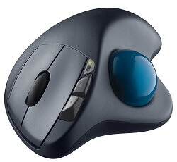 A good cad mouse is the logitech m570 wireless
