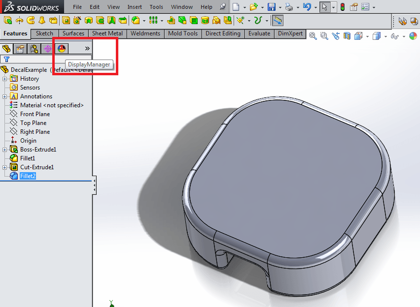 Solidworks decal tutorial