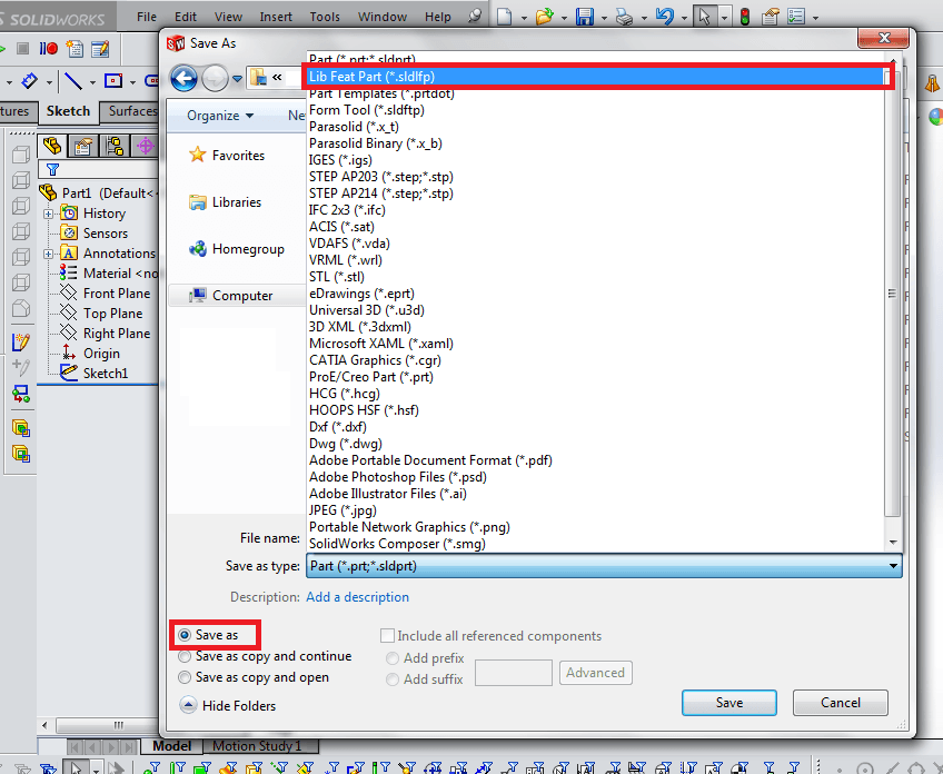 5 save to directory