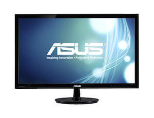 ASUS VS228H-P is one of best cad monitors