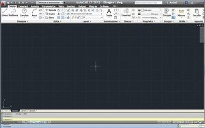 autocad interface