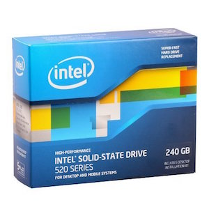 Intel SSD 520 review