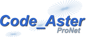 code aster FEA software