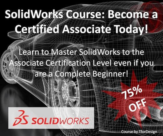 solidworks certification large