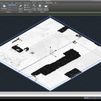 point cloud data in autocad