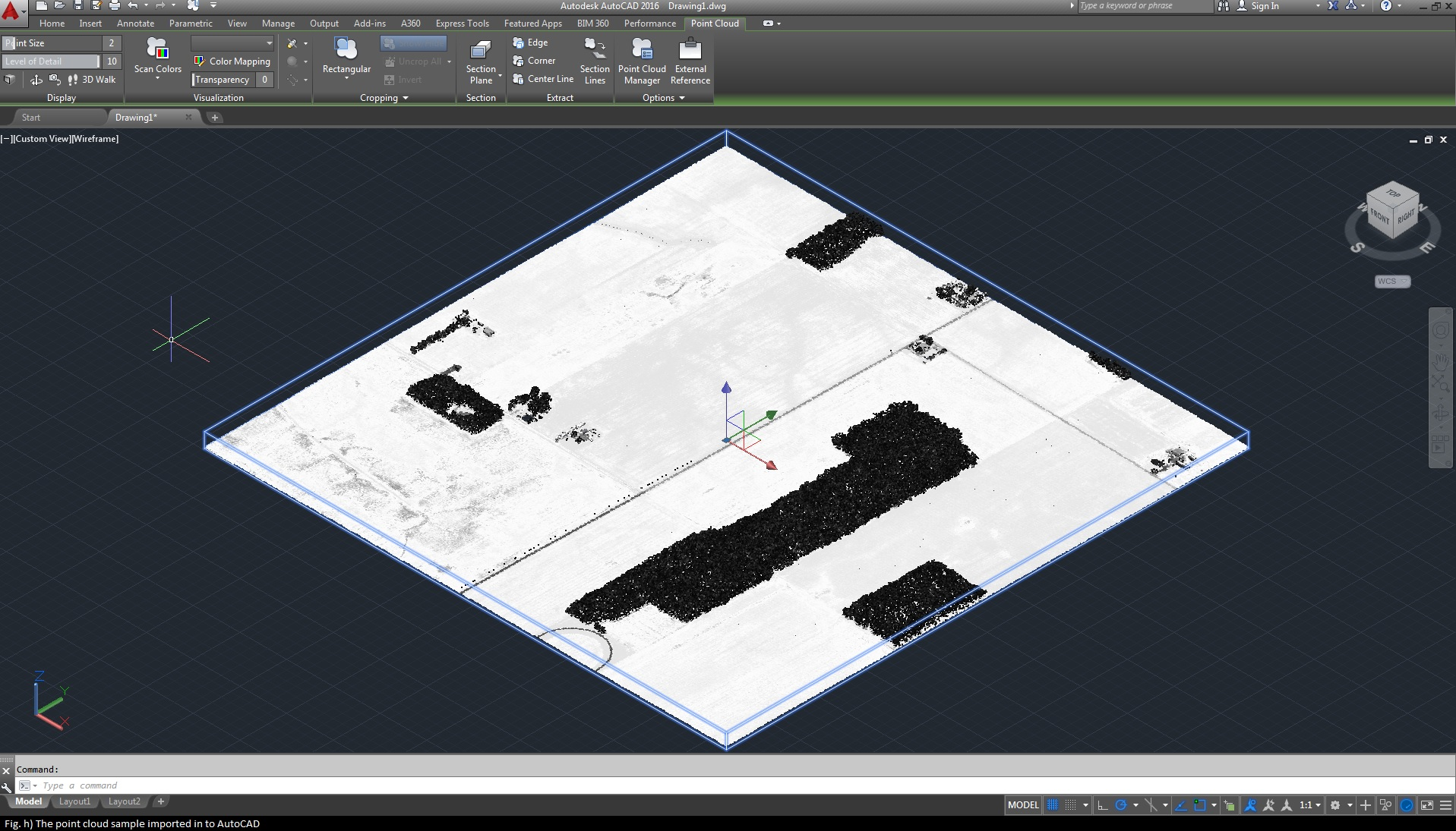 Importing Point Cloud Data in AutoCAD: Tutorial | 12CAD com