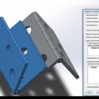 how to use rigid and flexible assemblies in solidworks tutorial