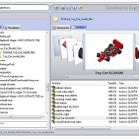 Renaming References with SolidWorks Explorer