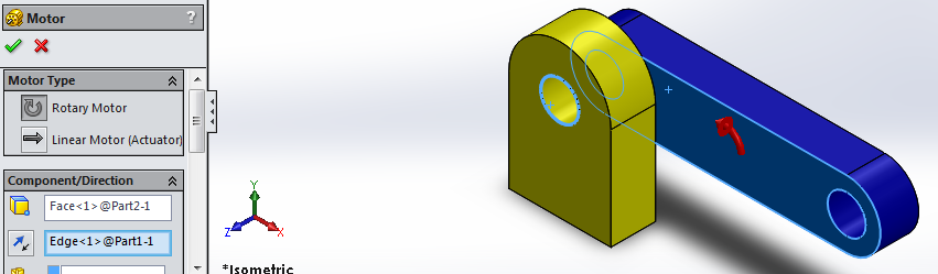 Solidworks Motion Study Introductory Tutorial